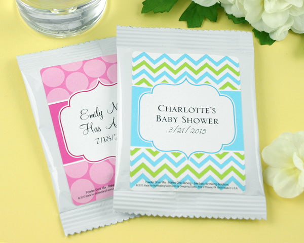 Personalized Exclusive Baby Lemonade Favor (Many Designs Available) | My Wedding Favors