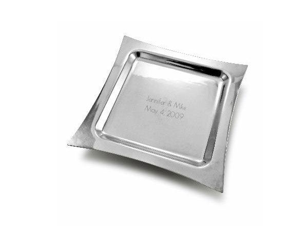 The Metropolitan Engravable Tray