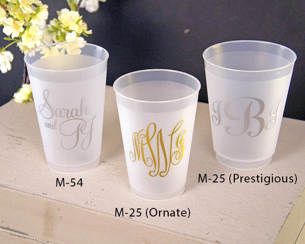 Personalized Shatterproof Cups (Multiple Designs and Sizes Available)