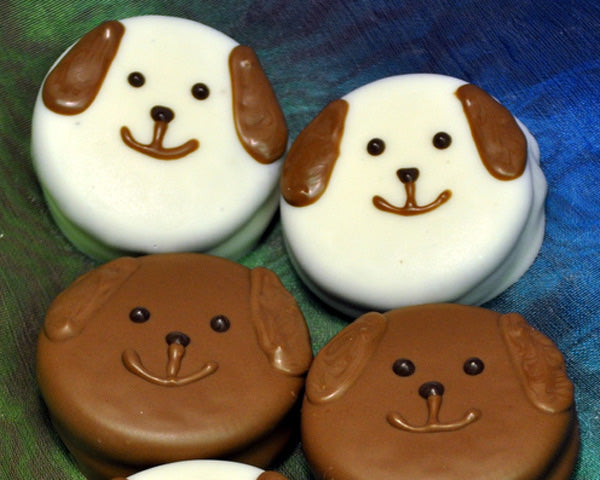Pure Puppy Love Chocolate-Covered Oreo Favors