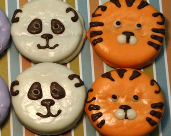 Zoo Animal Oreos