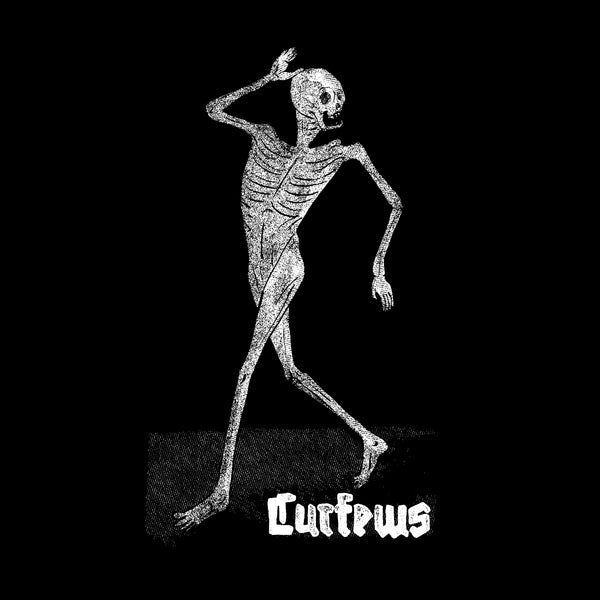 "Curfews ""Skeleton"" shirt"