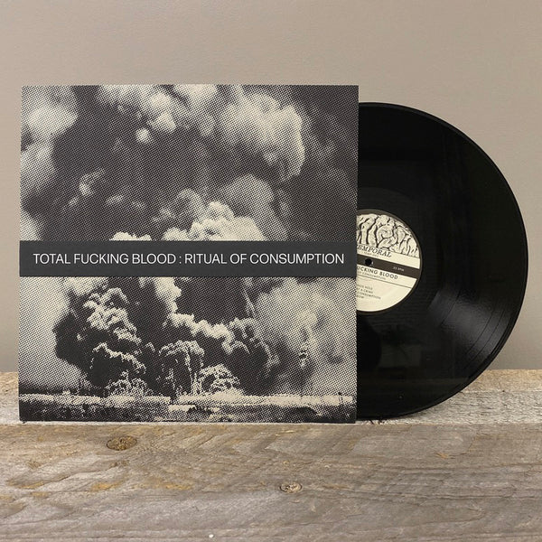 "Total Fucking Blood ""Ritual of Consumption"" LP"
