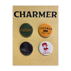 Charmer Button Set