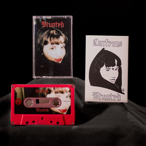 "Curfews ""Stunted"" cassette"