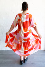 Load image into Gallery viewer, Clara Dress | Bright Print