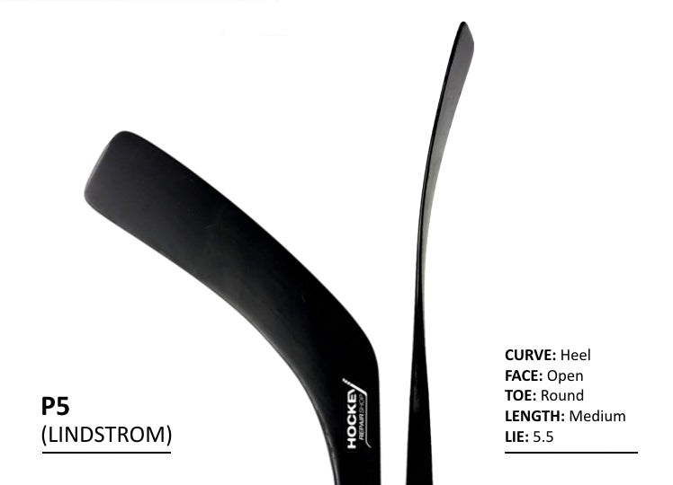 CCM PRO STOCK REPLACEMENT BLADE LEFT FISHER