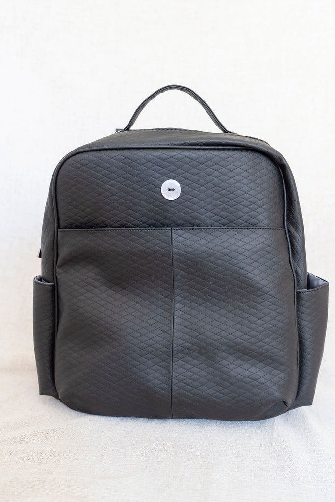 Back Pack Vinipiel Negra