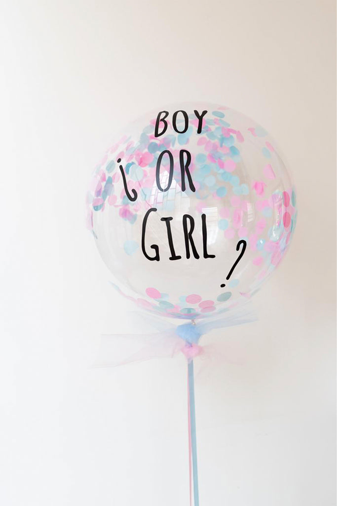 Globo Gender Reveal (Sólo CDMX)