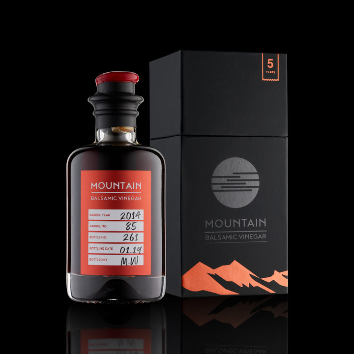 Swiss Mountain Premium Balsamico | 5 Years