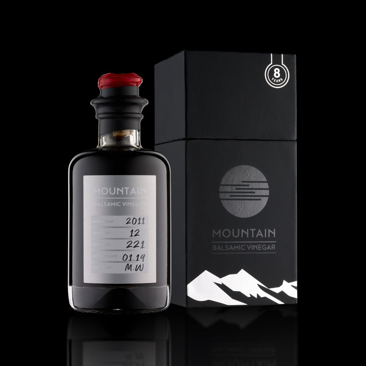 Swiss Mountain Premium Balsamico | 8 Years