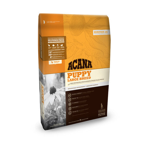Acana Heritage Grain Free Puppy Large Breed Dog Food