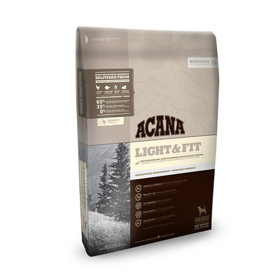 Acana Heritage Grain Free Light and Fit All Breeds Adult Dog Food