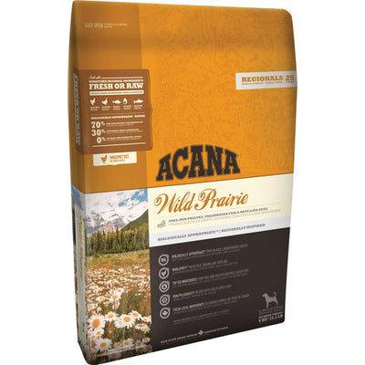 Acana Regionals Grain Free Wild Prairie All Breeds & Life Stage Dog Food