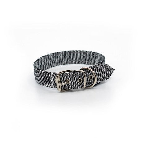 Project Blu Adriatic Dog Collar Grey