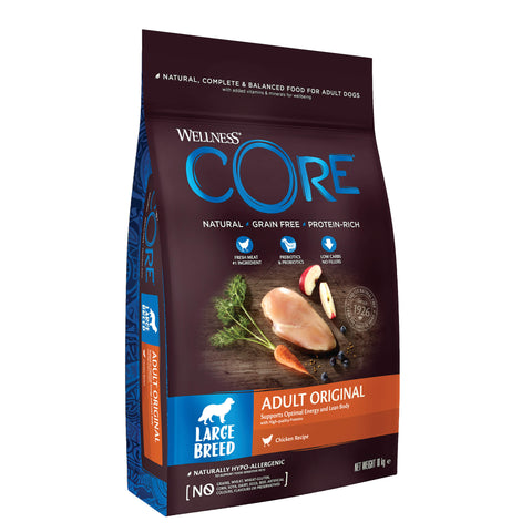 Wellness Core Large Breed Adult Chicken 10kg