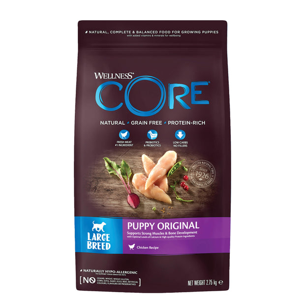 Wellness Core Large Breed Puppy Chicken