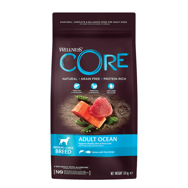 Wellness Core Ocean Salmon and Tuna