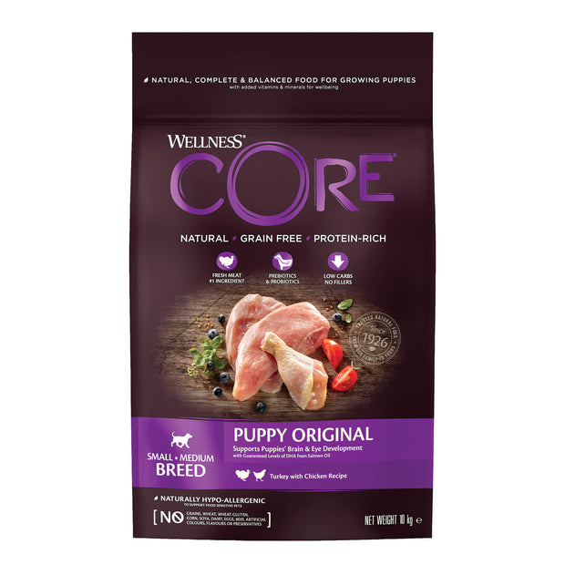 Wellness Core Puppy Turkey with Chicken