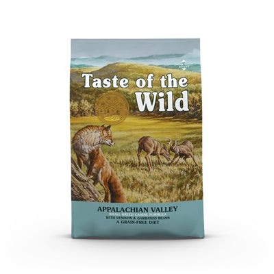 Taste of the Wild Appalachian Valley All Small Breeds Adult Dog Food