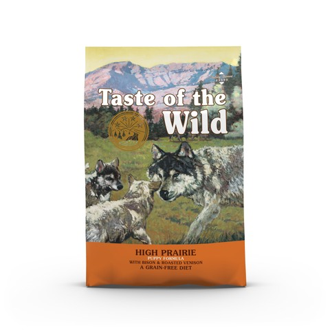 Taste of the Wild High Prairie Grain Free All Breeds Puppy Food