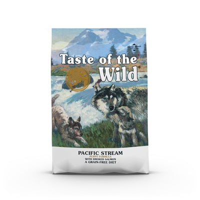 Taste of the Wild Pacific Stream Grain Free All Breeds Puppy Food