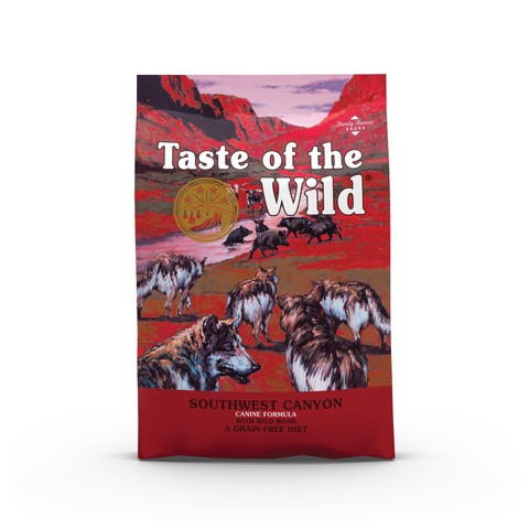 Taste of the Wild Southwest Canyon Grain Free All Breeds & Life Stage Dog Food