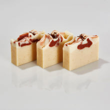 Load image into Gallery viewer, Cinnamon & Clove Luxury Handmade Soap