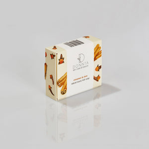 Cinnamon & Clove Luxury Handmade Soap