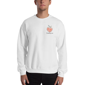Hey Sweet Peach Unisex Sweatshirt