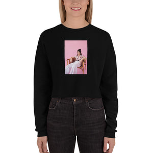 The Style Icon Crop Sweatshirt