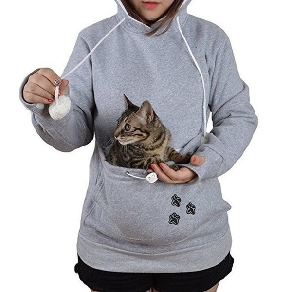 Hoodie porte animaux - Melty Stores