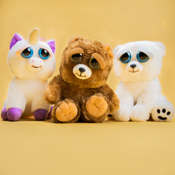 Peluches animaux mignons / flippants - Melty Stores