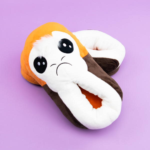 Chaussons Porg Star Wars - Melty Stores