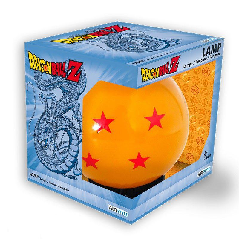Lampe Boule de cristal Dragon Ball