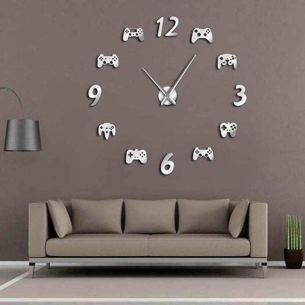 Horloge gaming géante - Melty Stores