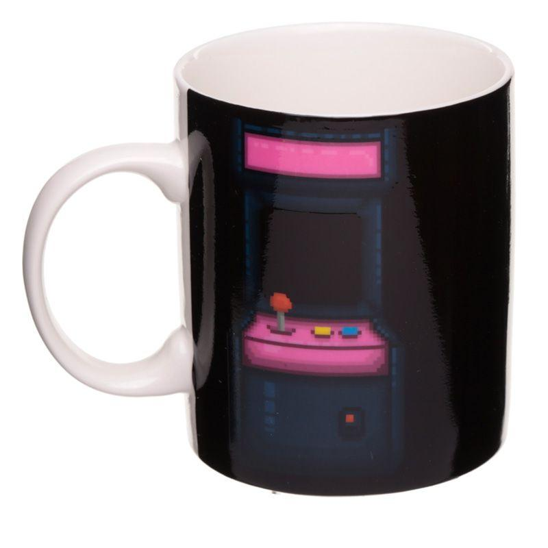 Mug gaming thermoréactif