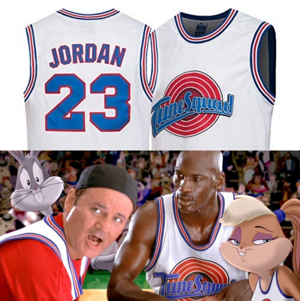 Maillots Space Jam