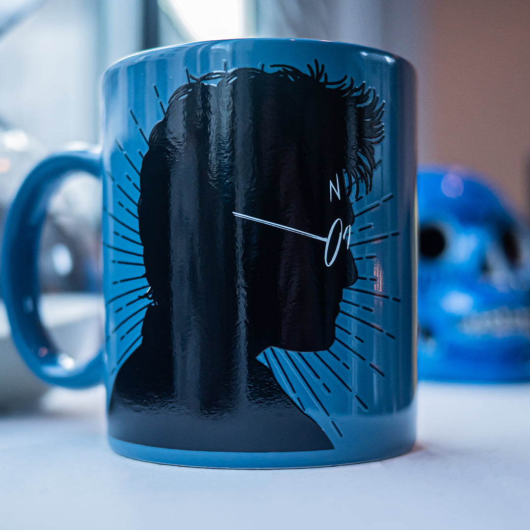 Mug thermoréactif Harry Potter