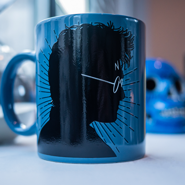 Mug thermoréactif Harry Potter - Melty Stores