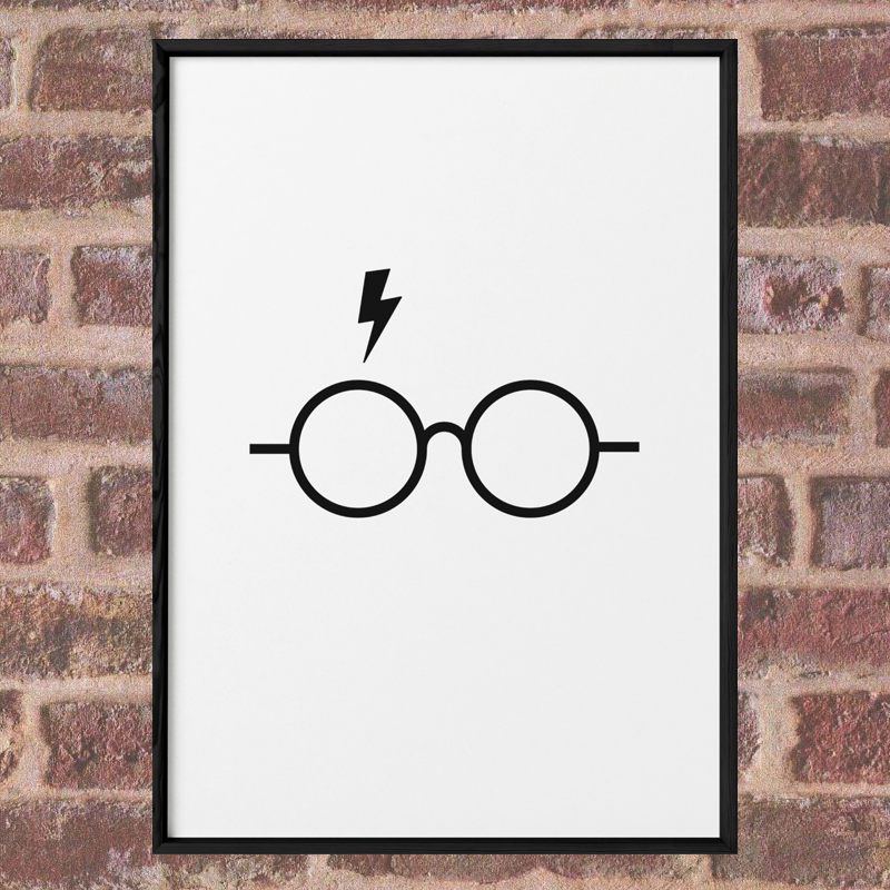Affiche Harry Potter