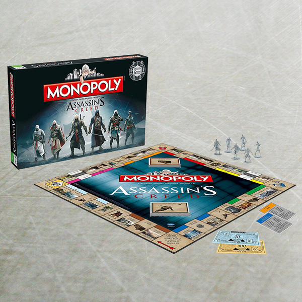 Monopoly Assassin's Creed - Melty Stores