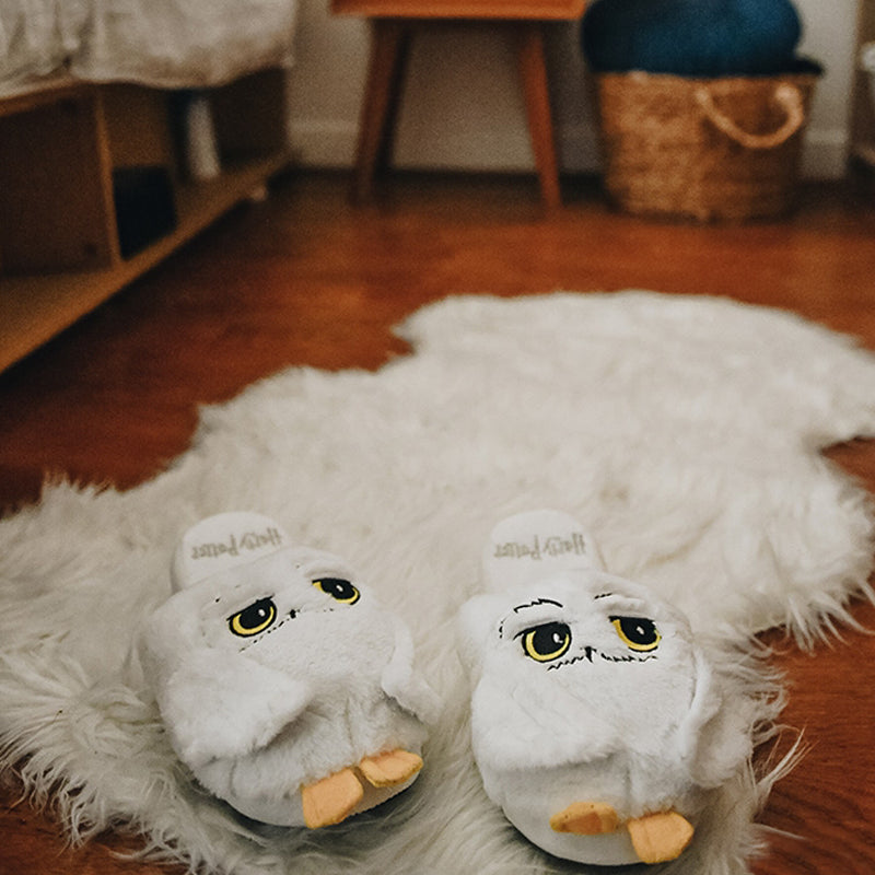 Chaussons Hedwige Harry Potter