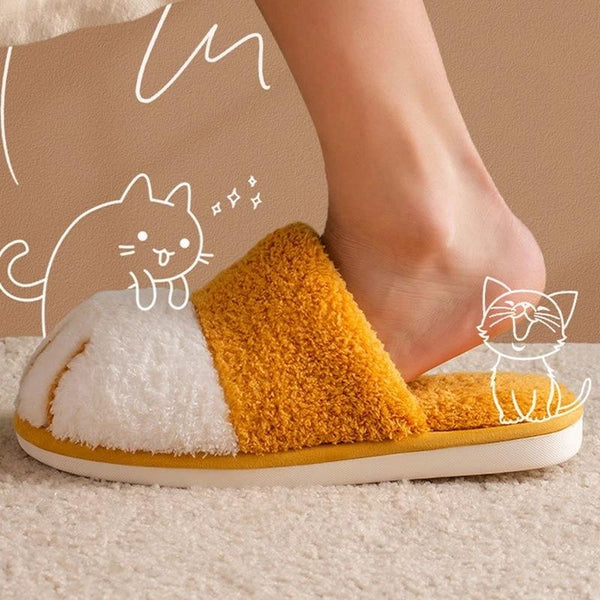 Chaussons cocoon pattes de chat - Melty Stores