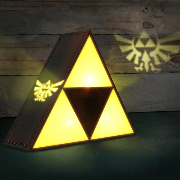 Lampe d'ambiance Zelda Triforce - Melty Stores