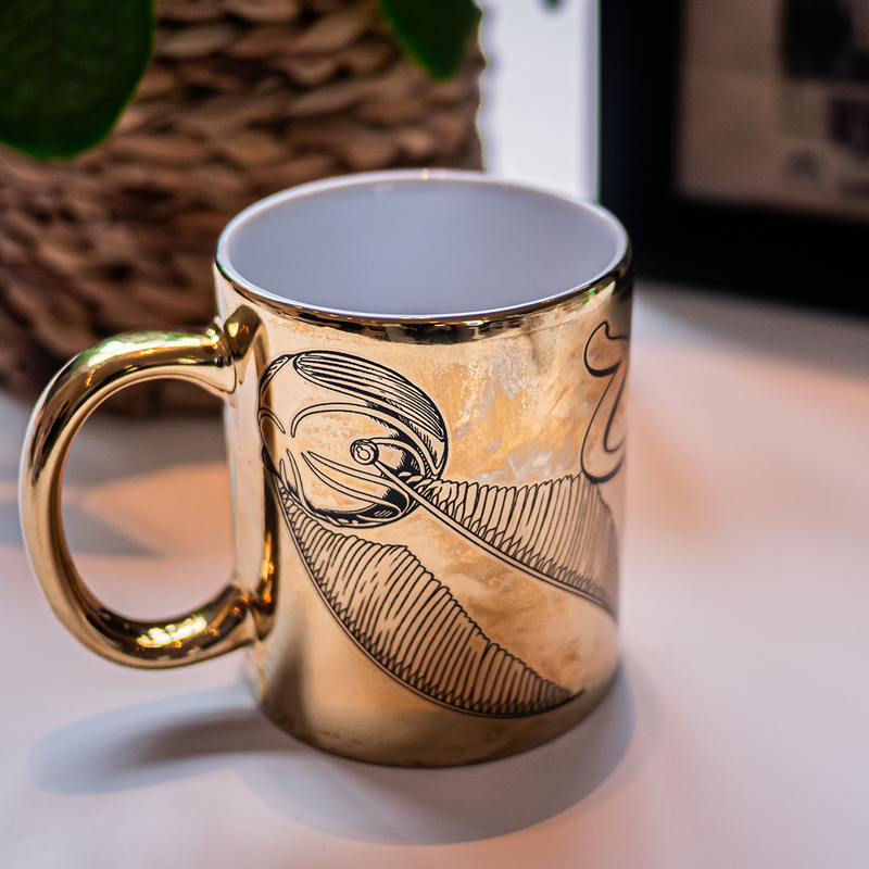 Mug Vif d'or Harry Potter