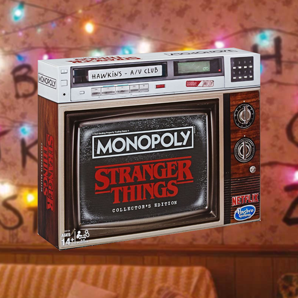Monopoly Stranger Things Edition Collector - Melty Stores