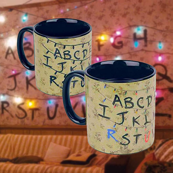 Mug thermoréactif Stranger Things - Melty Stores