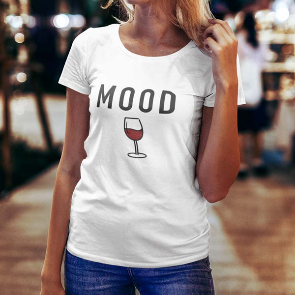 "T-shirt ""Mood"" - Melty Stores"