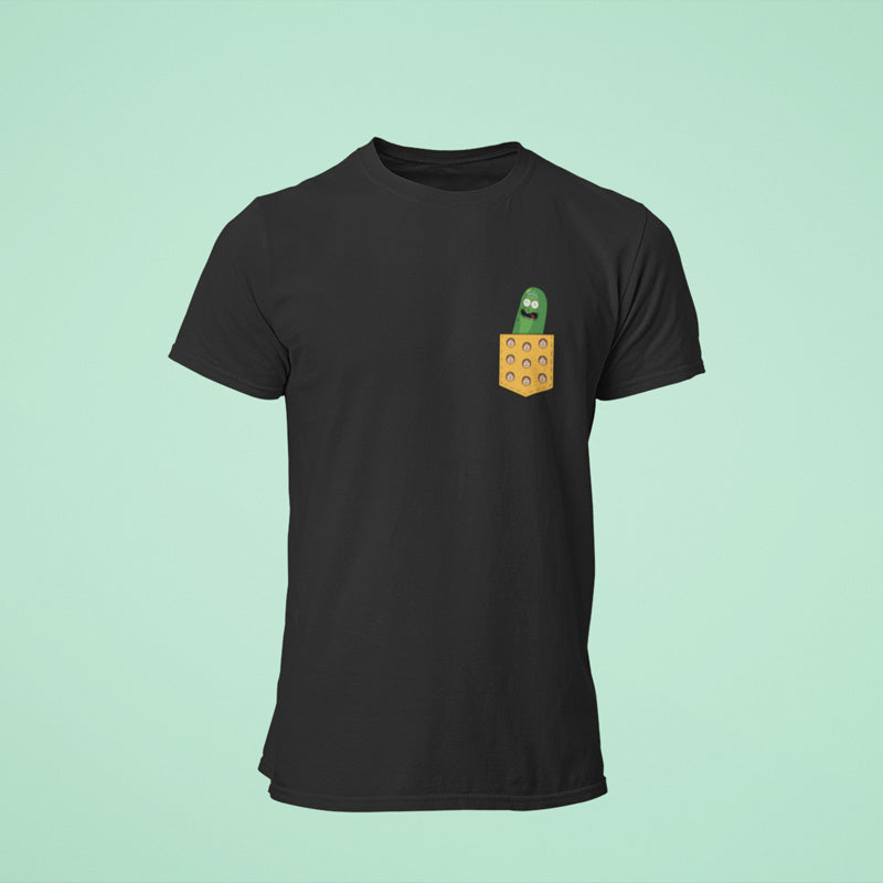 T-shirt Pickle Rick